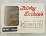 Trickie Dickie's - Traditional Sticky Toffee Pudding 400g