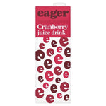 Eager Presssed Cranberry Juice 1 Litre