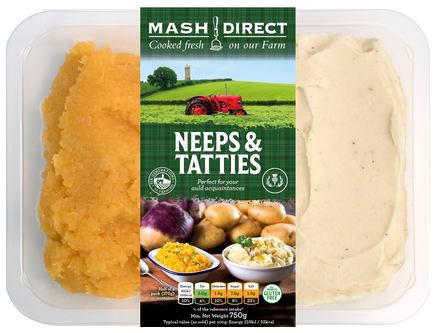 Mash Direct Neeps & Tatties 750g