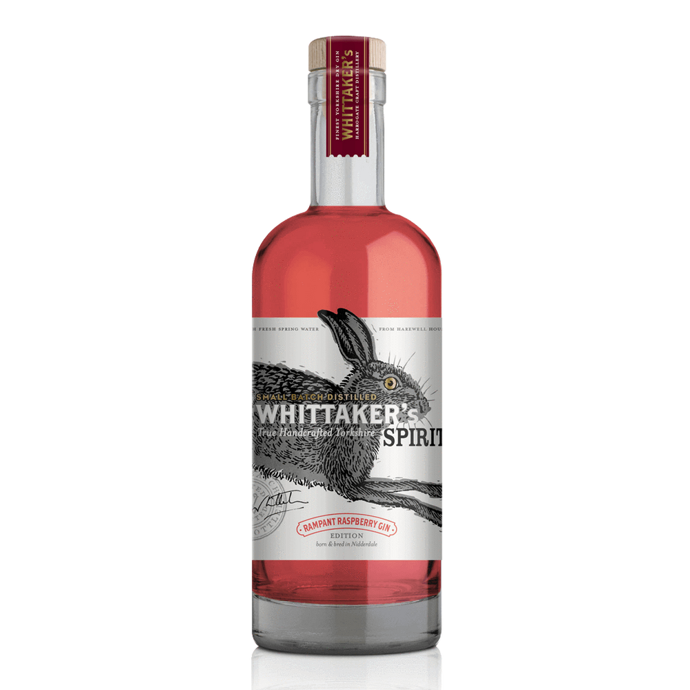 Whittakers Rampant Raspberry 20cl