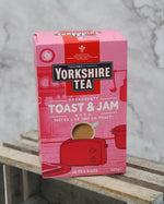 Yorkshire Tea Toast and Jam Brew 40s
