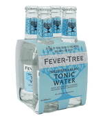 Fever Tree Mediterranean Tonic 200ml 4pk