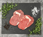 Keelham Beef Rib Eye Steak 300g
