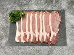 Keelham Smoked Dry Cured Bacon - 8 Rashers
