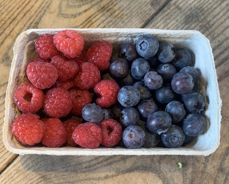 Mixed Berries Punnet
