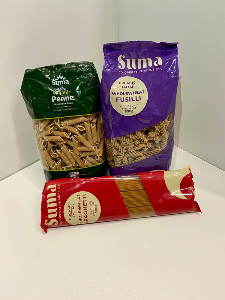 Wholewheat Pasta - Various