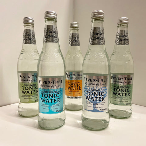 Fever Tree Tonic - Various