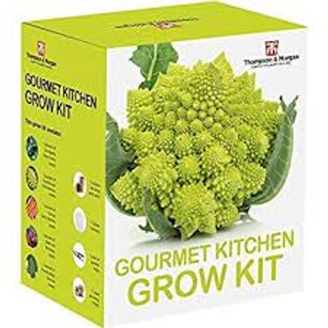 Thompson & Morgan Gourmet Kitchen Grow Kit