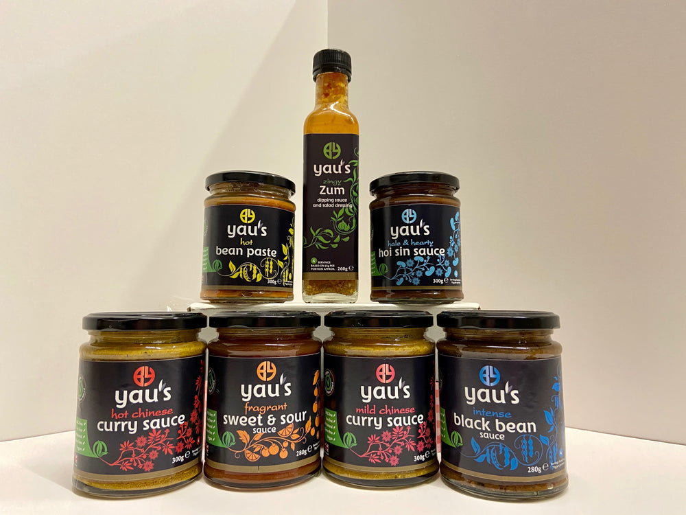 Yau's  Sauces - Various
