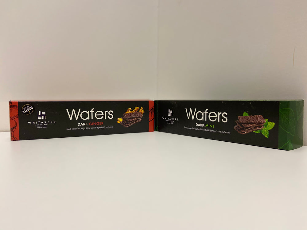 Whitakers Wafers- Various