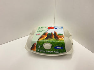 Load image into Gallery viewer, Ian Taylor Large Free Range Eggs