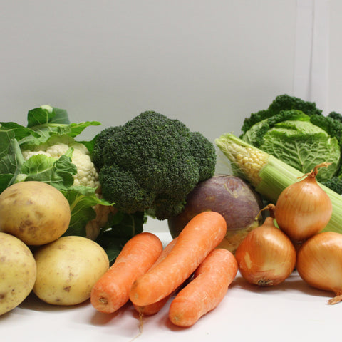 Vegetable Box - £10