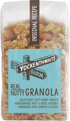 Load image into Gallery viewer, Yockenthwaite Farm Real Nutty Granola 475g