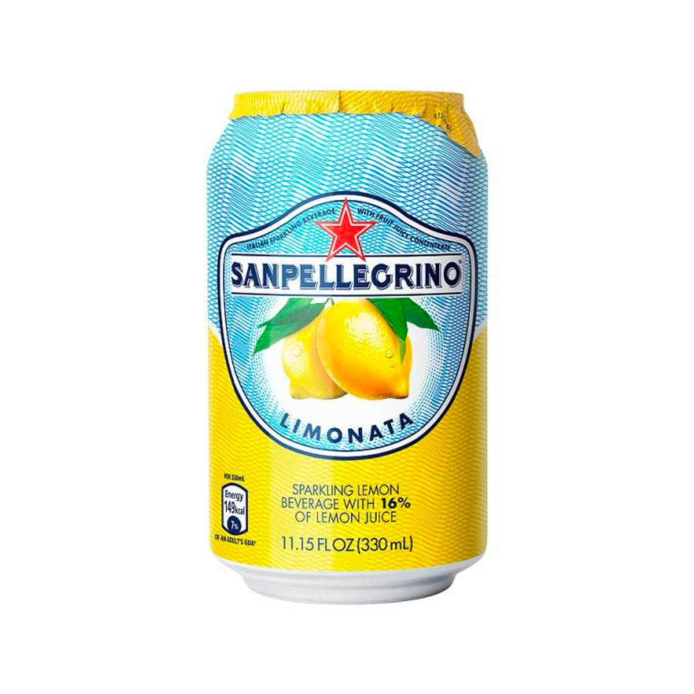 San Pelligrino Sparkling Lemon 300ml