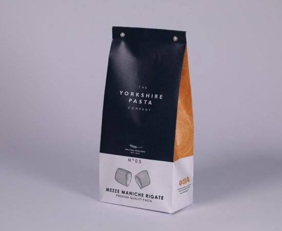 NEW! Selection of Pastas from The Yorkshire Pasta Company.