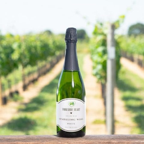 Yorkshire Heart Vineyard Sparkling White Wine