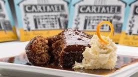 Cartmel Sticky Toffee Pudding (150g)