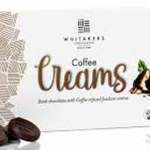 Whitakers Coffee Cremes 150g