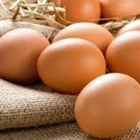 Eggs, Free Range (Box of 6)