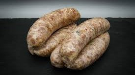 Sausages - Farmhouse Cumberland (Tray of 8)