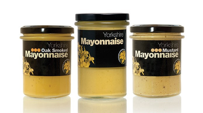 Yorks Rapeseed Classic Mayonnaise 345g