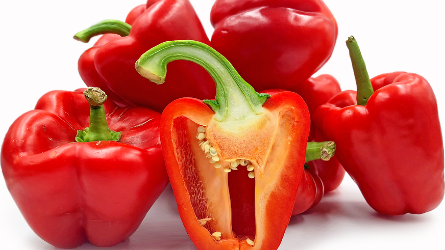 Large Red Pepper - Each