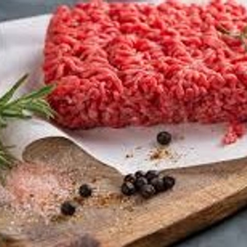 Extra Lean Steak Mince Min 500g