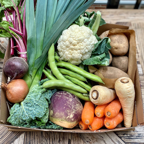 Large Vegetable Box - £15