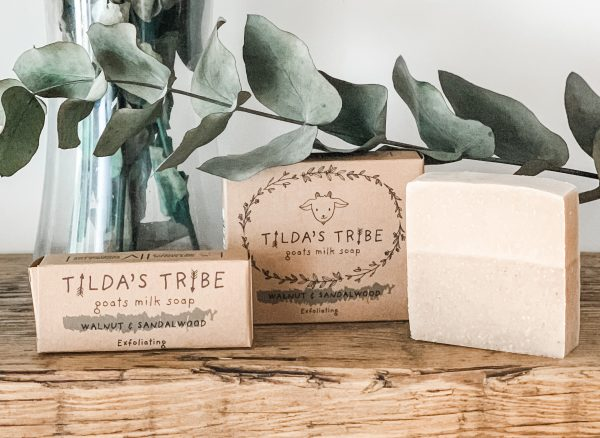 Tilda's Tribe Goats Milk Soap Bars