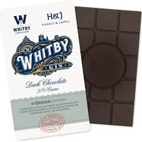 Whitby Gin Dark Chocolate