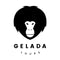 70% OFF SALE || Gelada Logo Shirt || Melange Grey Unisex T-Shirt