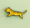 Tiger Lapel Pin |The Misfortunes by Noa Goffer