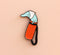 Dolphin Enamel Pin |The Misfortunes by Noa Goffer