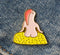 Female Body Art Enamel Pin |The Misfortunes by Noa Goffer