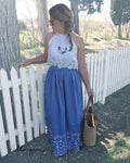 Bella Grace - Bluebelle Maxi Skirt
