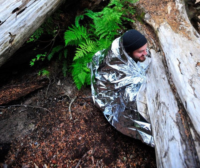 Emergency Survival Rescue Blanket Foil Thermal
