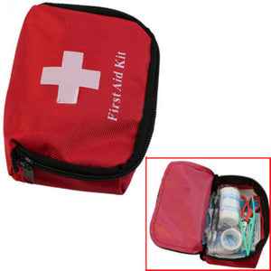 Outdoor Hiking Camping Survival Travel Emergency First Aid Kit Rescue Bag