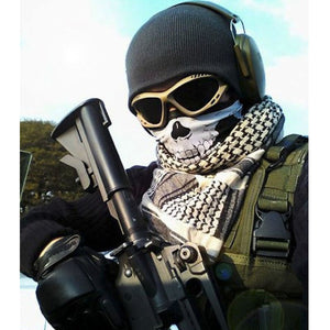 Tactical Face Shield