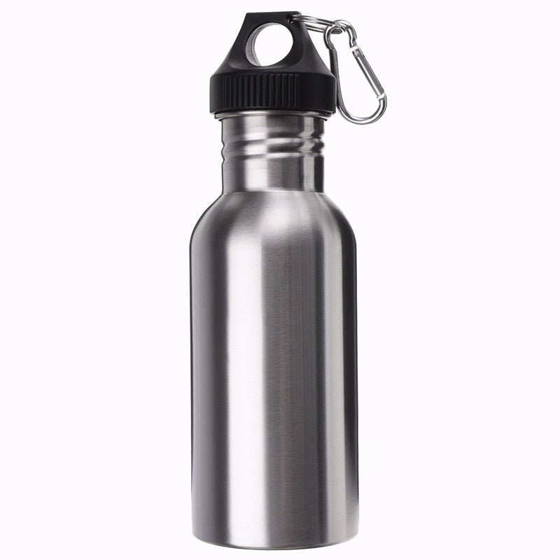 New Arrival 350/500/750/2000ML Wide Mouth Stainless Steel Water Bottle Outdoor Travel Sport Water Bottle Cup For Cycling Climbing