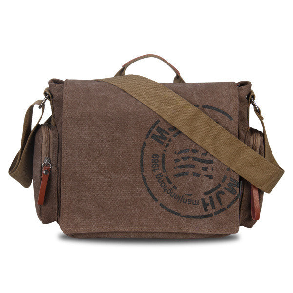 Canvas Vintage Messenger Bags