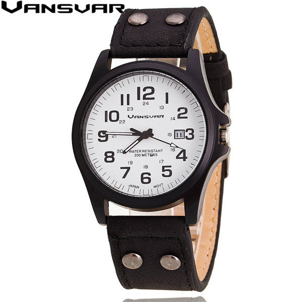 VANSVAR  Men Wrist Watches