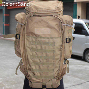 Tactical Rifle M4 Carbine Backpack