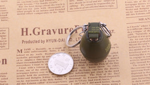 CSGO Lighter Antitank Grenade Model Keychains