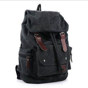 Outdoor Canvas Backpacks