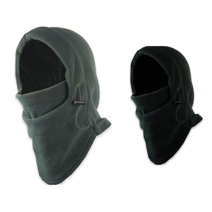 ★ FREE TODAY ★ Thermal Fleece Snood Hood