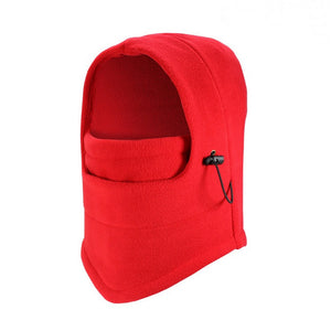 Thermal Fleece Snood Hood