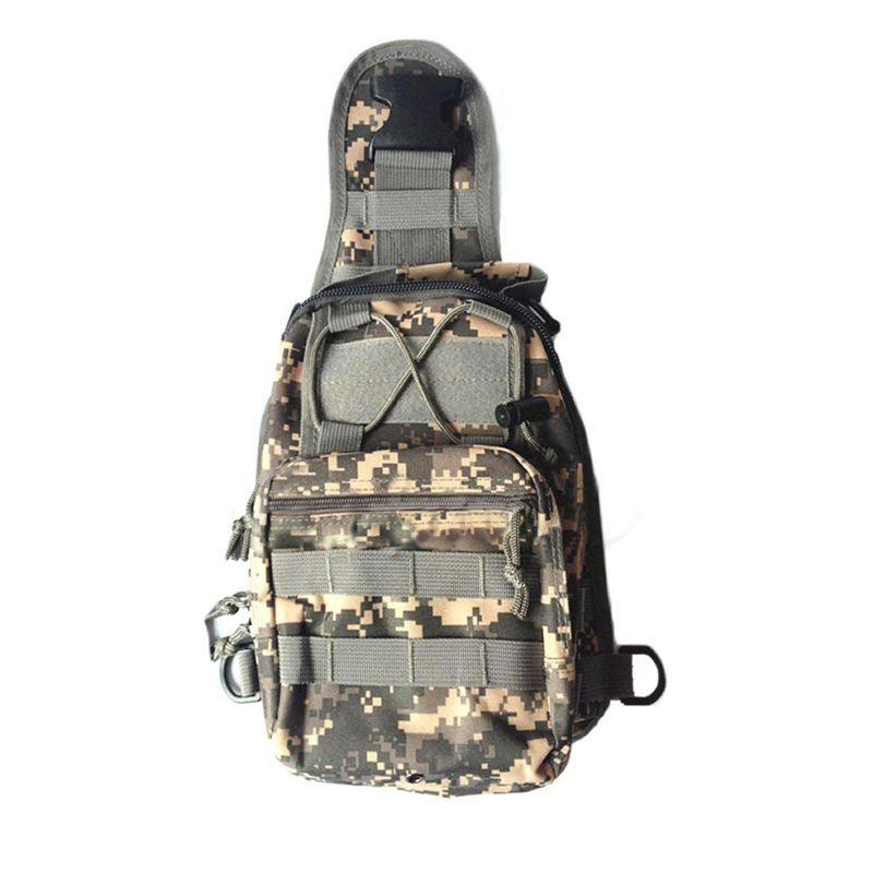 Camouflage Tactical Shoulder Backpack