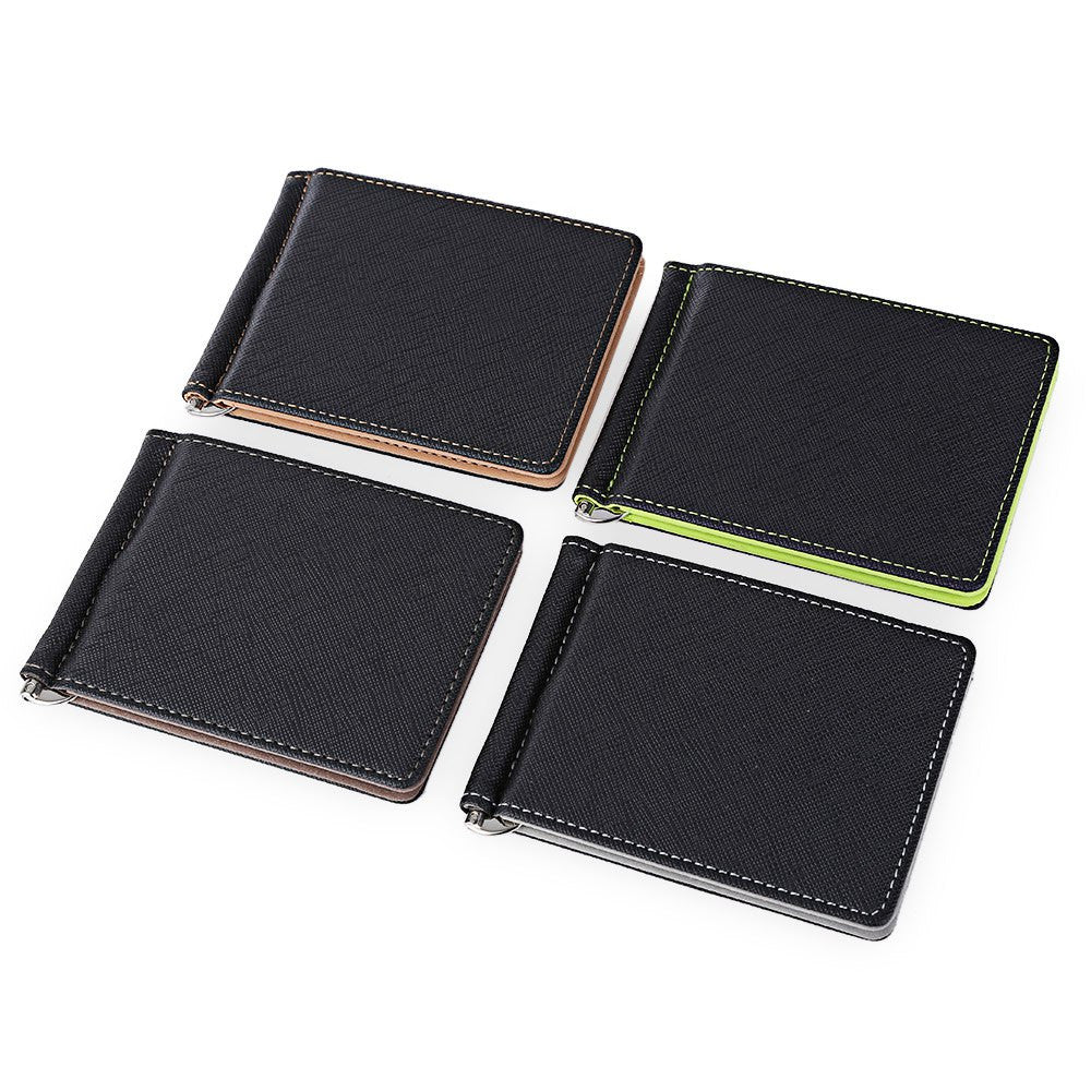 Thin Wallet Mini Card Holder