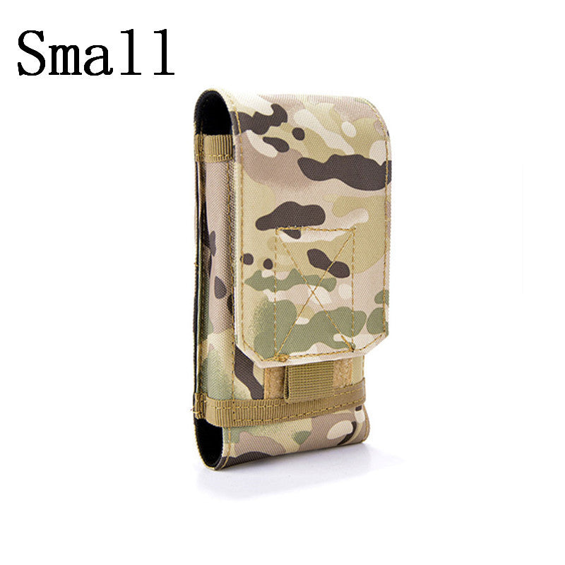 Nylon Army Camouflage Mobile Bags Case Special Edition