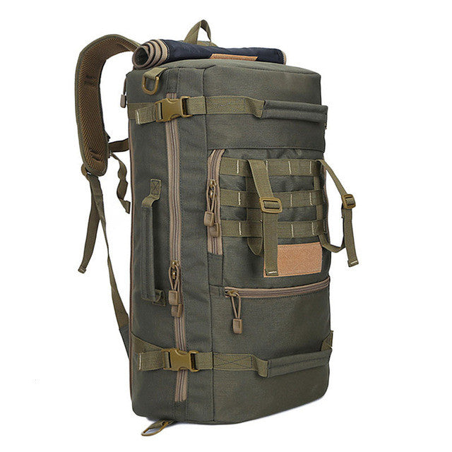 LOCAL LION 50L Military Tactical Backpack
